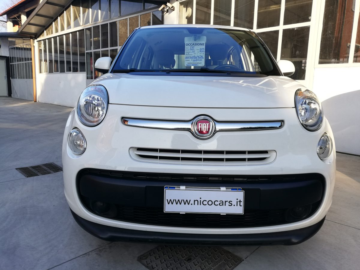 VENDUTA!!! Fiat 500L 1.6 Multijet 120 CV Business