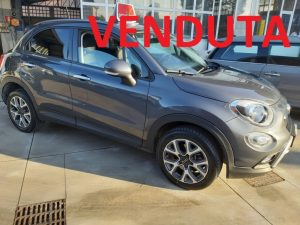 Fiat 500X 2.0 MultiJet 140 CV AT9 4×4 Cross