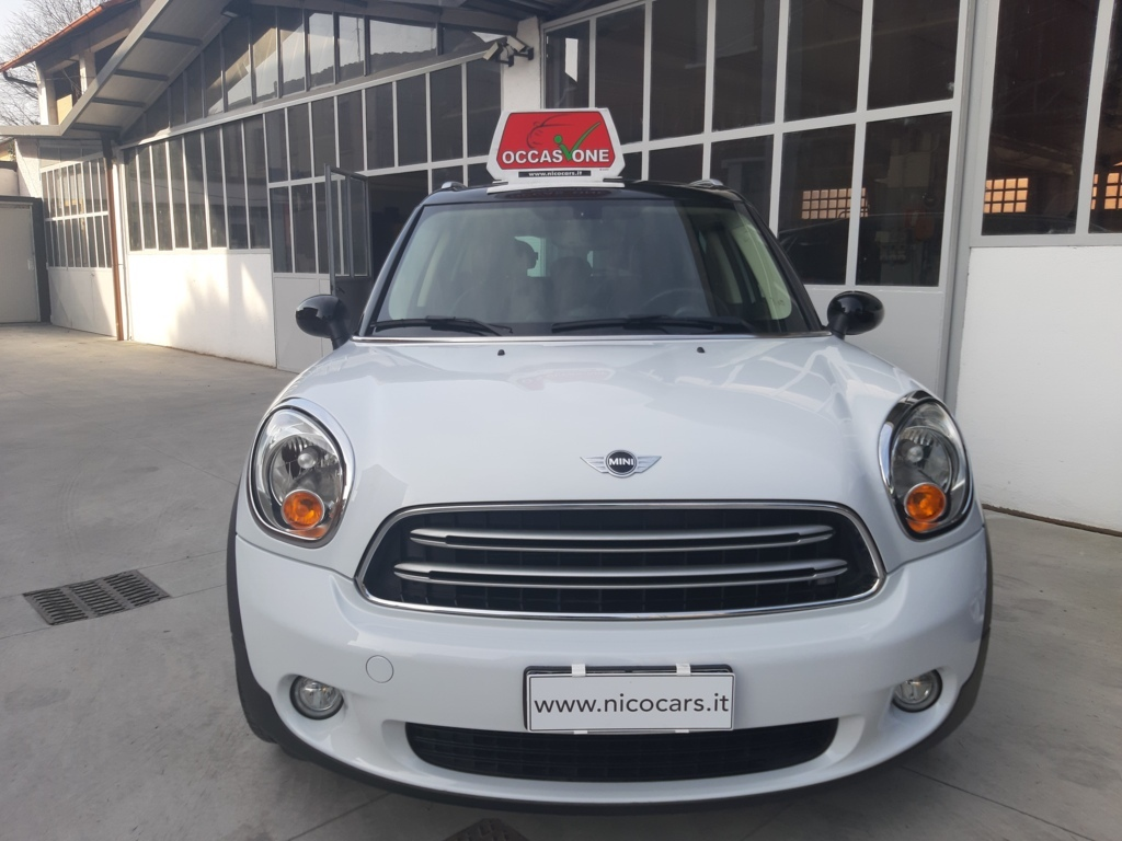 VENDUTA!  MINI Cooper D Countryman 2.0 Business XL