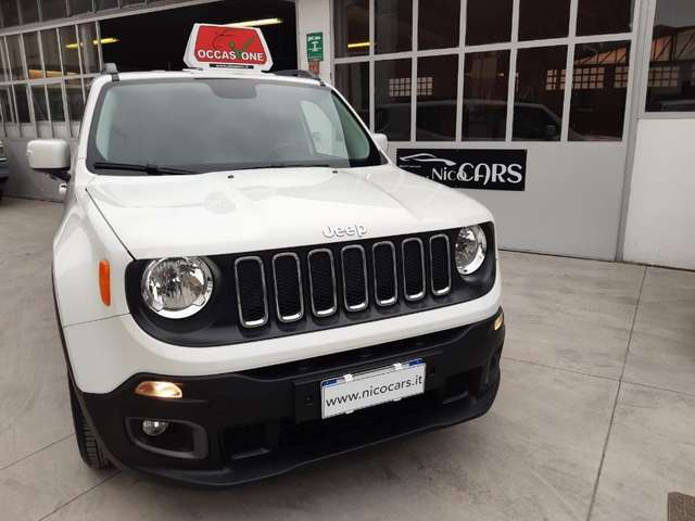 VENDUTA!!! JEEP RENEGADE 1.4 MultiAir Longitude