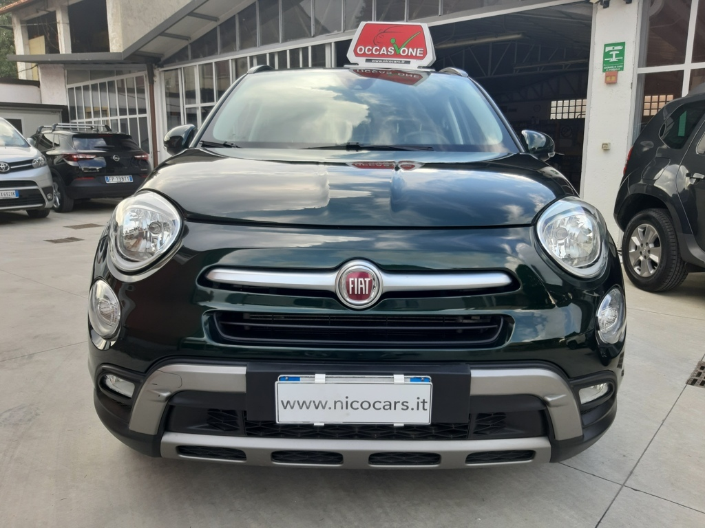 VENDUTA!!! Fiat 500X 2.0 MultiJet 140 CV AT9 4×4 Cross